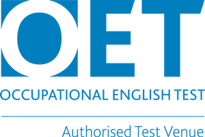 Prepare for OET and take the test at Kingsway